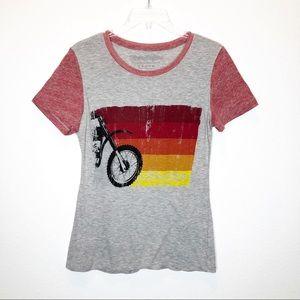 TROY LEE DESIGNS Motocross Vintage Soft Tee Shirt